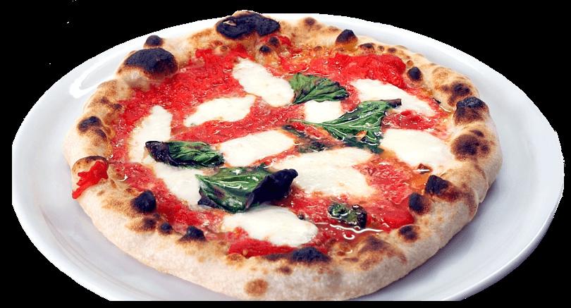 impasto per pizza napoletana DOC: margherita cotta in forno casalingo
